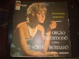 LP Steve Bernard em Orgão Hammond e seu conjunto