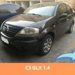 Citroen C3 glx 1.4 - Flex