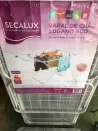 Varal de chão Secalux