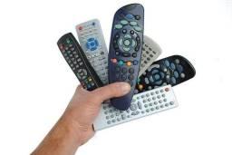 Controle de TV (Diversas Marcas)
