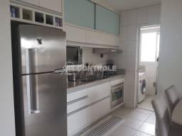 (WE) Apartamento com 02 dormitórios, 01 banheiro no Roçado em São José.