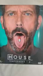 House - Box com 6 temporadas (1 a 6)
