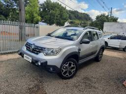 Renault \ Duster Iconic 1.6 CVT / Top de Linha / Com Kit Outsider / Ano 2021