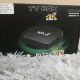 Tv box MXQ 4k HDMI