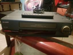 Video cassete sharp