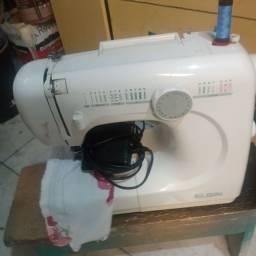 Máquina costura Elgin semi nova