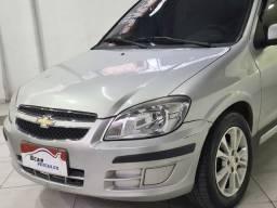 Chevrolet prisma lt 1.4 com gnv completo