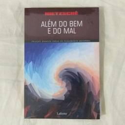 Livro Além do bem e do mal - Nietzsche (NOVO)