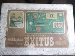 Minilaboratorio Exitus década 70