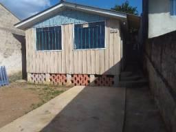 Troco casa em araucária por casa no Tatuquara volto diferença