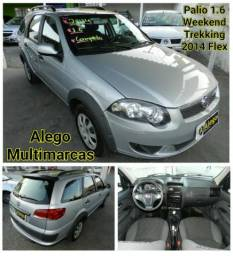 Palio 1.6 Weekend Entr 3.999 + Parcelas - 2014