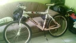 Bicicleta Gallo rosa