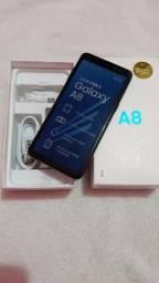 Samsung Galaxy A8 - NOVO NA caixa
