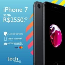 IPhone 7 32gb - TODAS AS CORES