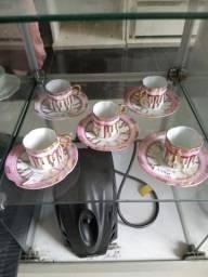 Xicaras porcelana