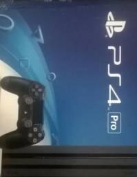 Playstation 4 pro ,1tb, seminovo