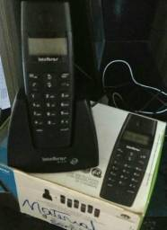 Telefone sem fio Semi novo apenas 2 meses de uso
