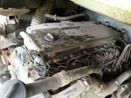 Motor mercedes 245cv e caixa zf automática