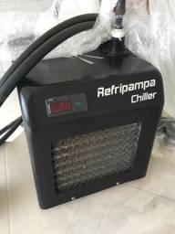 Chiller Refripampa 1/8hp para 300L