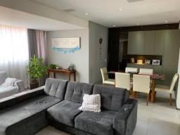 Apartamento com 3 dormitórios à venda, 110 m² por r$ 560.000 - caiçara - belo horizonte/mg