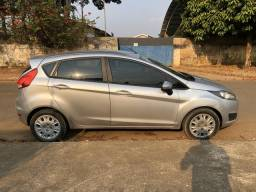 Vendo New Fiesta 1.5 S Hatch - ano 2015 - 2015