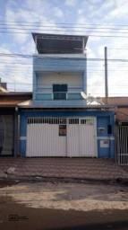 Sobrado com 3 dormitórios para alugar, 170 m² por r$ 1.300,00/mês - jardim residêncial fir
