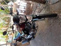 Moto fan start 160 - 2018