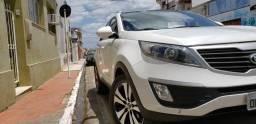 Sportage ano11 modelo 2012 troco em carro meu interesse - 2011