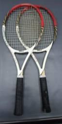 Vendo duas raquetes wilson pro staff 95