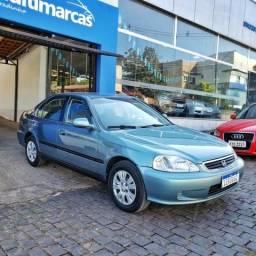Civic LX 1.6 Automatico - 1999