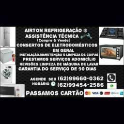Assistência Técnica Airton Refrigeração