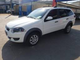 Fiat - palio weekend treeking 1.6 flex - 2014