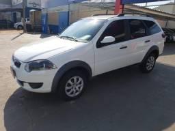 Fiat - palio weekend treeking 1.6 flex - 2014