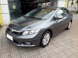 Honda Civic 2.0 16v Lxr Automatico - 2014