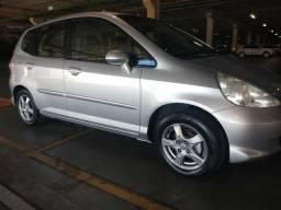 Honda Fit Automático Top,, - 2008