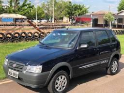FIAT UNO 2011/2012 1.0 WAY 8V FLEX 4P MANUAL - 2012