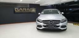 Mercedes Benz Classe C 180 Avantgarde Aut. 1.6 16V Turbo 2017 - 2017