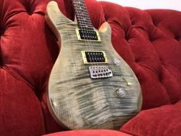 Guitarra PRS Custom SE 24 Trampas Green