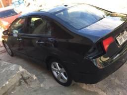 Honda Civic 2008 alienado leia a descrição! - 2008
