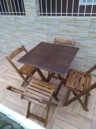Mesa+cadeira//pronta entrega