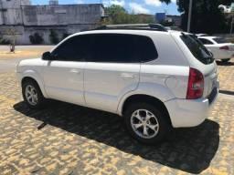 Hyundai Tucson Branca 2.0 mpfi gls 16v 143cv flex 4p automático 2014/2015 - 2014