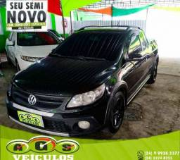 Vw saveiro cross com gnv 1.6 2012 - 2012