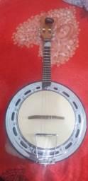 Banjo elétrico, nunca usado