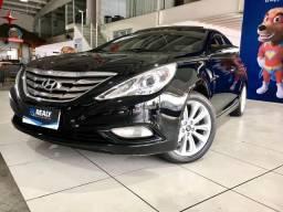 Hyundai Sonata 2.4 2012, Automático, Banco de couro e Teto solar - 2012