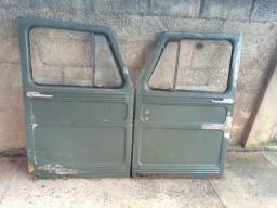 Portas F75 e Rural willys/ford