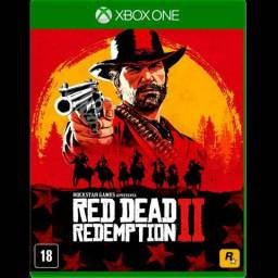 Red Dead II + 1 Brinde - Online | Xbox One!!!!!