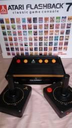 Atari Flashback 7, 2 controles sem fio e 101 jogos