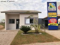 Casa para Venda em Cuiabá, Parque Cuiabá, 2 dormitórios, 1 banheiro, 2 vagas