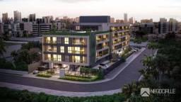 Apartamento com 1 dormitório à venda, 38 m² por R$ 271.000,00 - Bessa - João Pessoa/PB