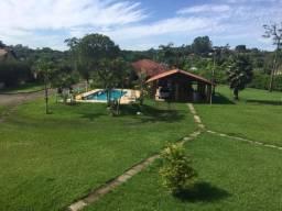 Chácara 10.000,00m2 ótima topografia com lago, piscina - Bairro Ouro Fino